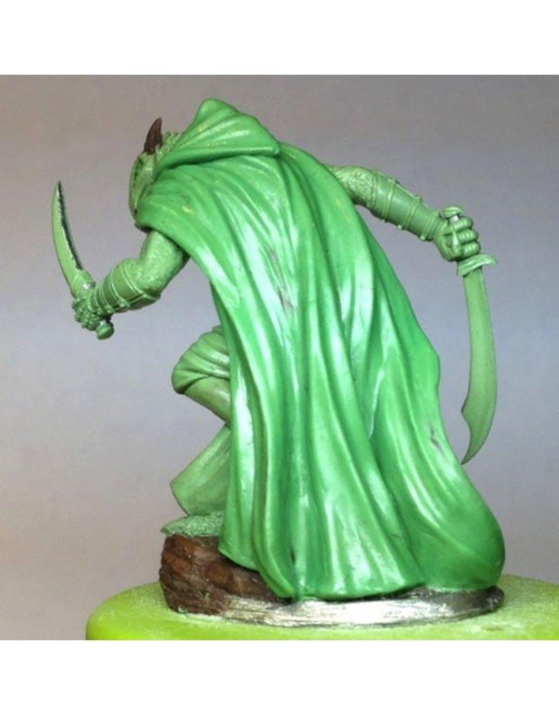 Dark Sword Miniatures VIF Dragonkin Rogue