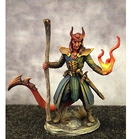 Dark Sword Miniatures VIF Demonkin Fighter/Mage