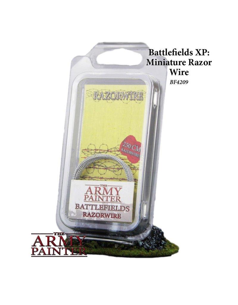 Army Painter BF4209 Battlefields XP - Razor Wire, 2.5m