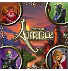 Wyrd miniatures Kings of Artifice