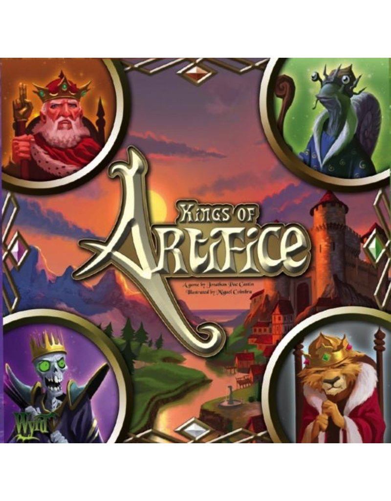 Wyrd miniatures Kings of ArtificeMSRP: $70.00