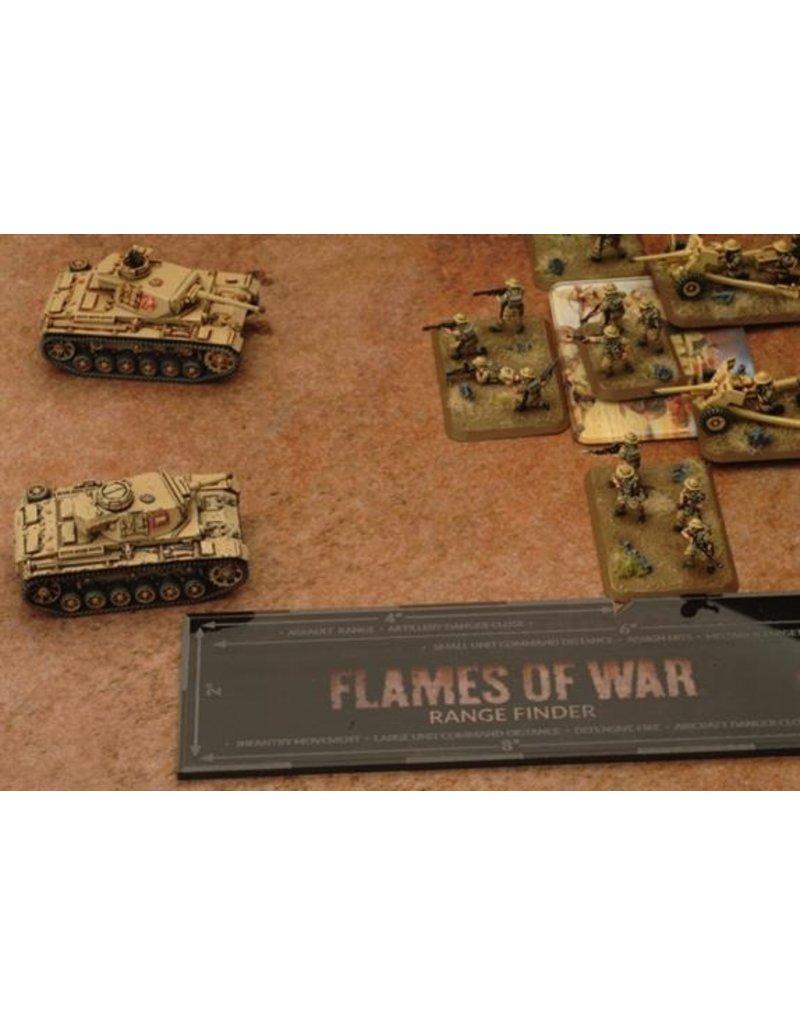Flames of War AT008 Range Finder