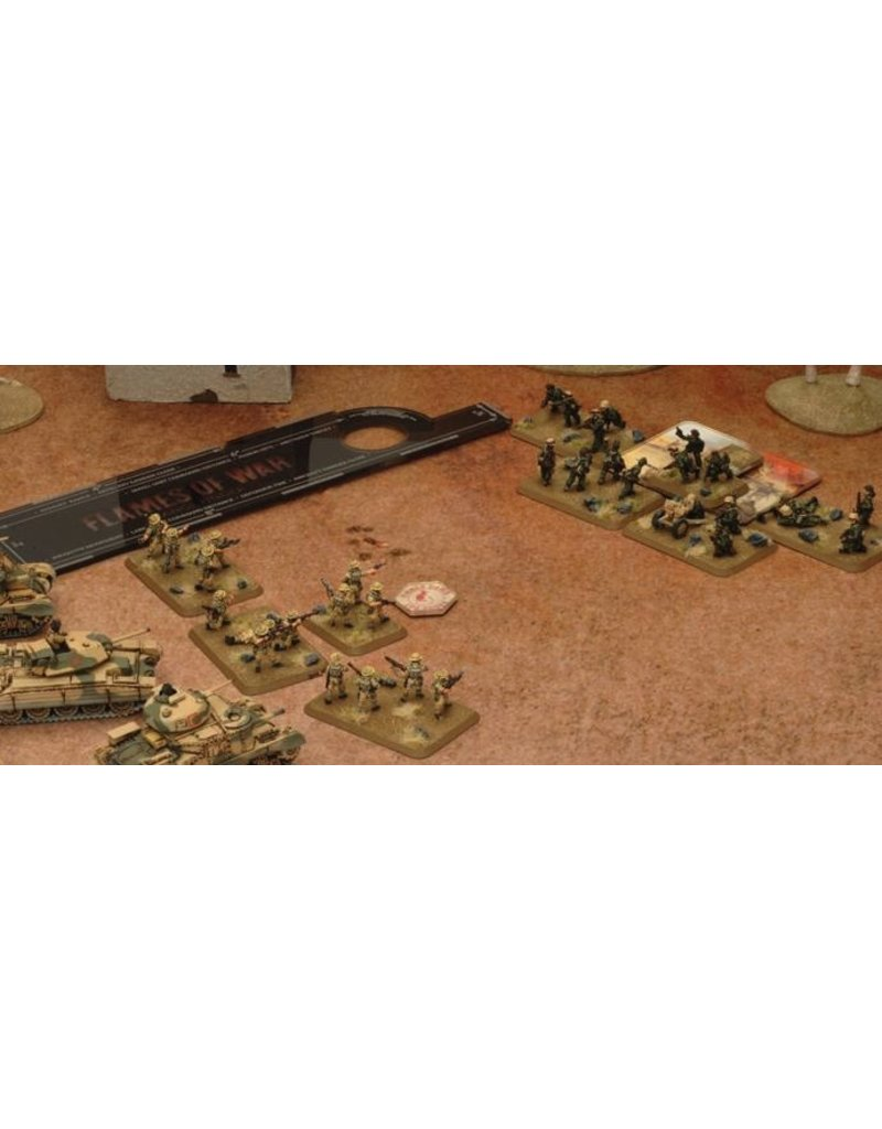 Flames of War AT008 Range Finder