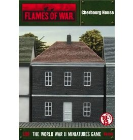 Flames of War BB156 European House - Cherbourg