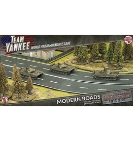 Team Yankee BB188 Modern Roads
