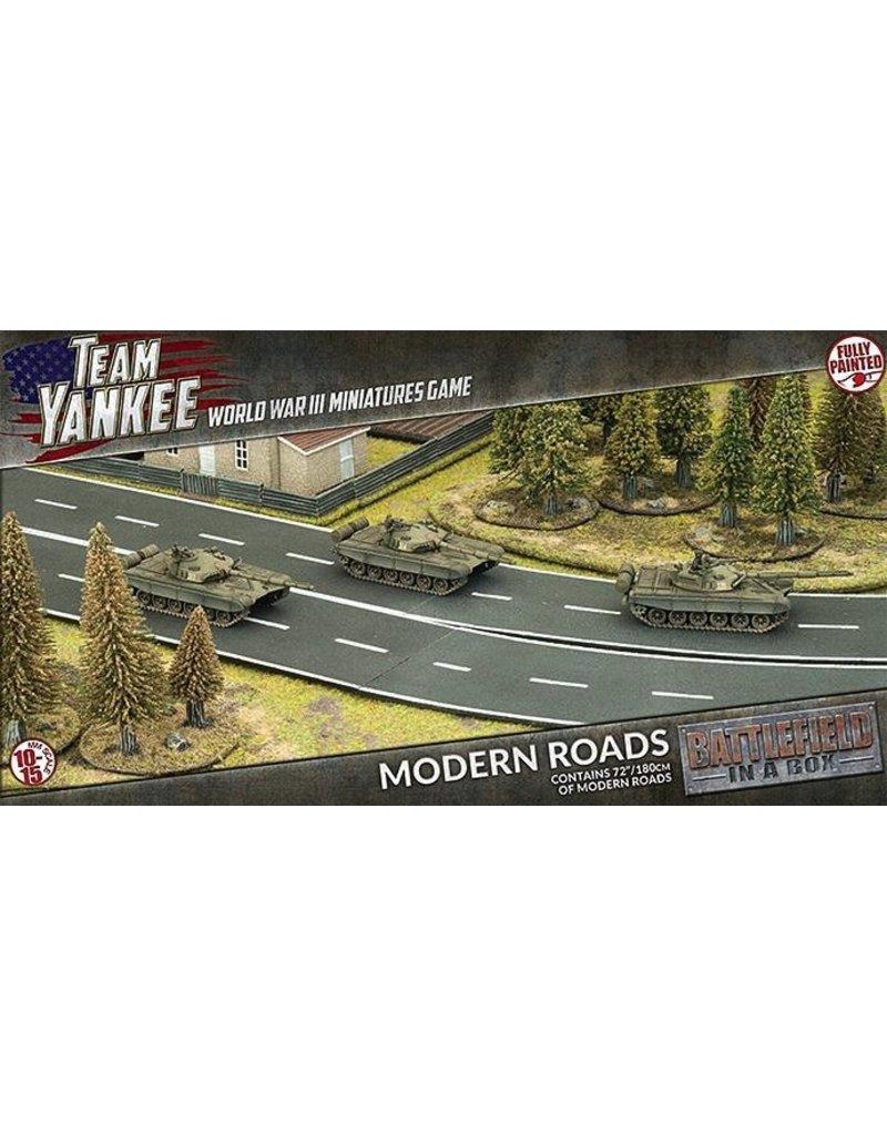 Team Yankee BB188 Modern Roads