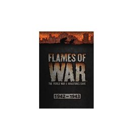 Flames of War FW007 FOW Rulebook MW
