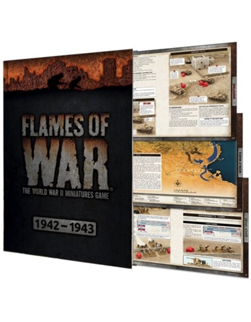 Flames of War FW007 FOW Rulebook MW