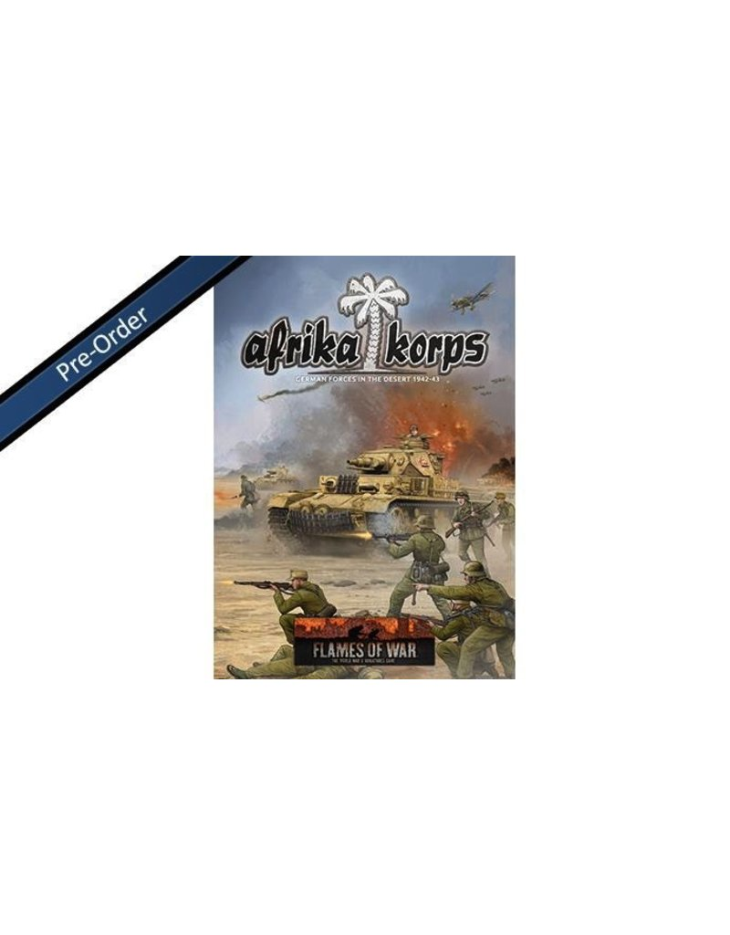 Flames of War FW242 Afrika Korps