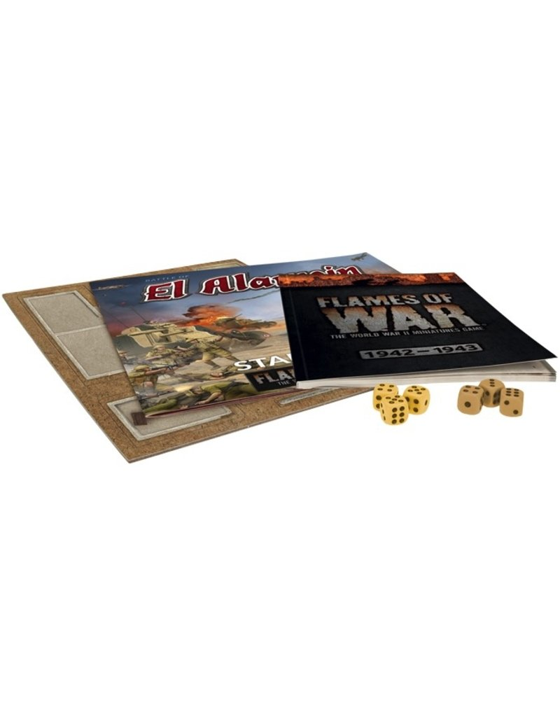 Flames of War FWBX07 El Alamein