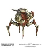 Bolt Action Flammspinne Panzermech