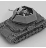 "Trenchworx DIRECT Flakpanzer IV ""Ostwind"""