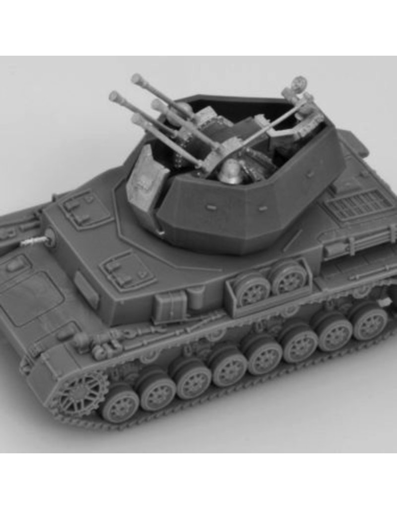 "Trenchworx DIRECT Flakpanzer IV ""Wirbelwind"""