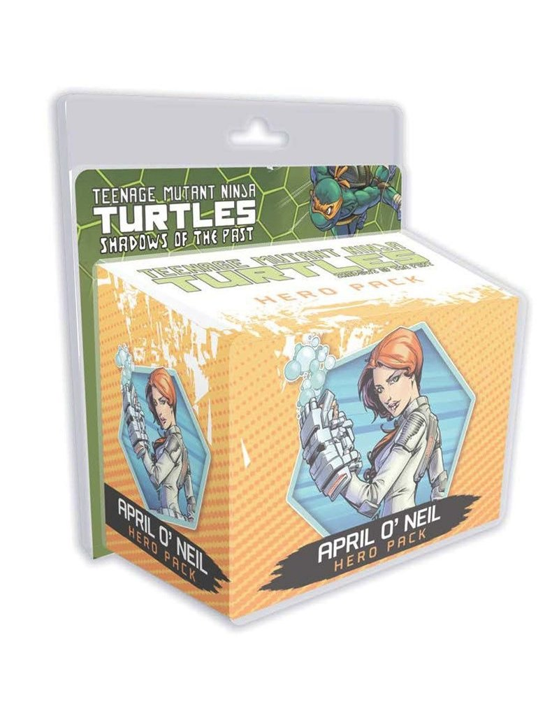 IDW Games TMNT: Hero Pack: April O'Neil