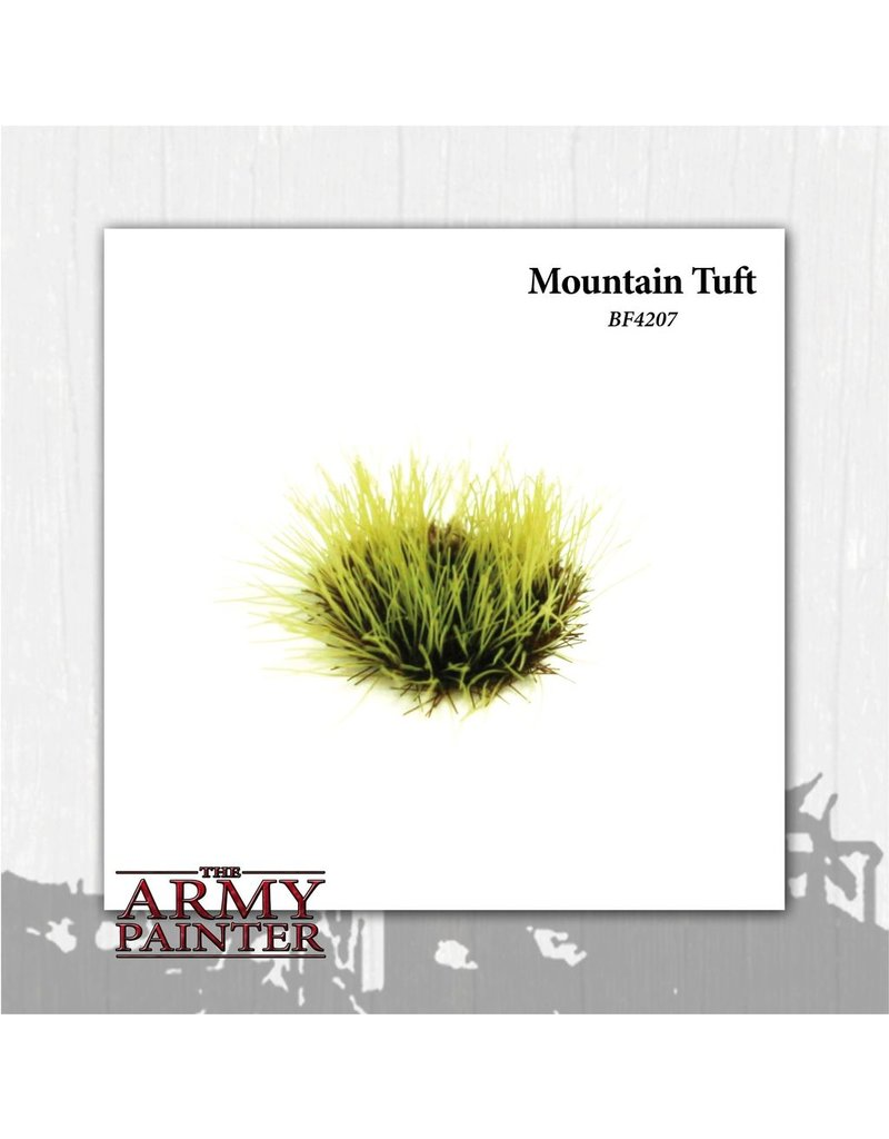 Army Painter BF4207 Battlefields XP - Mountain Tuft