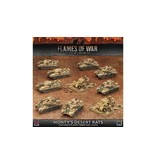 Flames of War BRAB09 Monty's Desert Rats
