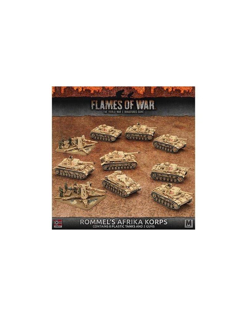 Flames of War GEAB14 Rommel's Afrika Korps