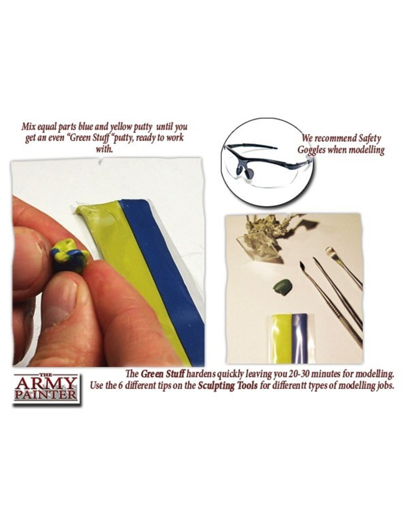 Army Painter TL5006 Tool Sculpting