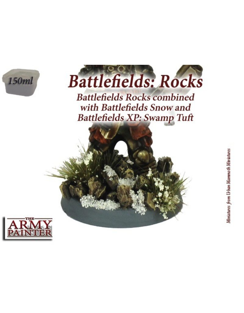 Army Painter BF4110 Battlefield Rocks