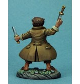 Dark Sword Miniatures ViF Halfling Rogue w/ Daggers