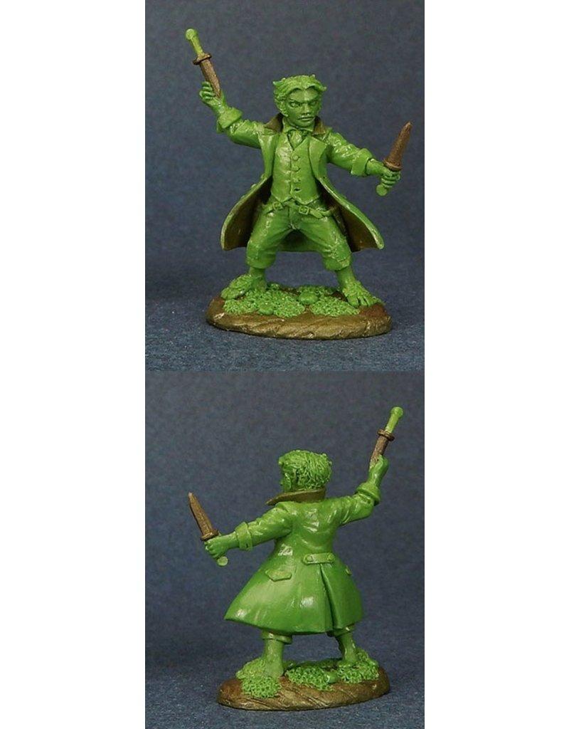 Dark Sword Miniatures ViF Halfling Rogue w/ Daggers