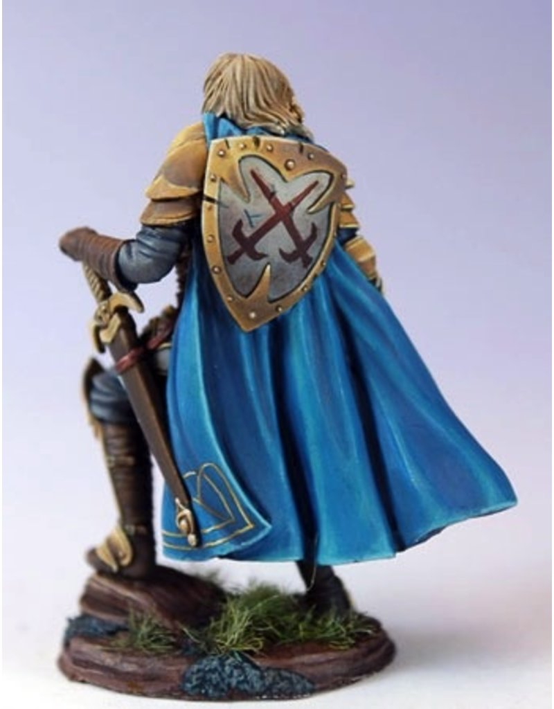 Dark Sword Miniatures VIF Male Warrior with Bastard Sword