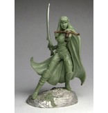 Dark Sword Miniatures VIF Female Dark Elf with Crossbow