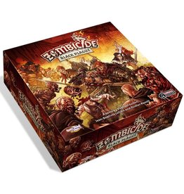 CoolMiniOrNot Zombicide: Black Plague<br />