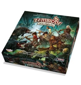 CoolMiniOrNot Zombicide: Wulfsburg<br />