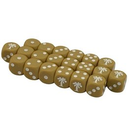 Flames of War GE900 Afrika Korps Dice