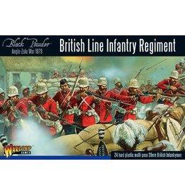 Warlord Games British Line Infantry Regiment