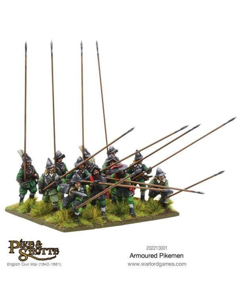 Warlord Games Armoured Pikemen