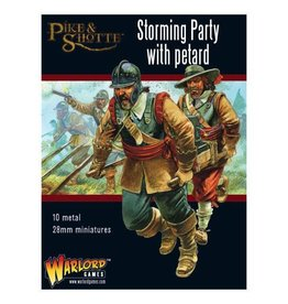 Warlord Games Storming Party with Petard