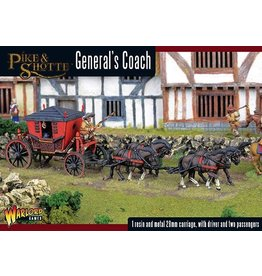 Warlord Games Pike & Shotte General's Coach