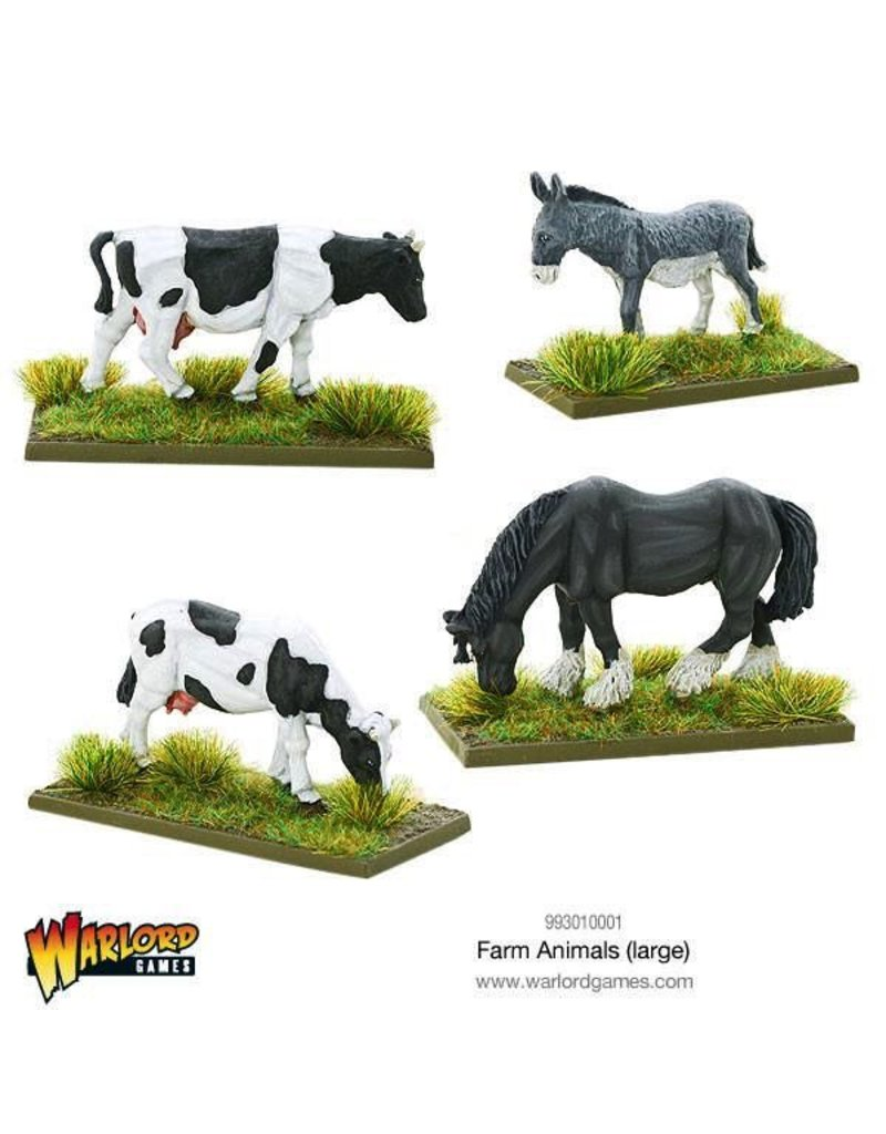 Warlord Games Farm Animals (Large)