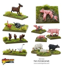 Warlord Games Farm Animals (Small)