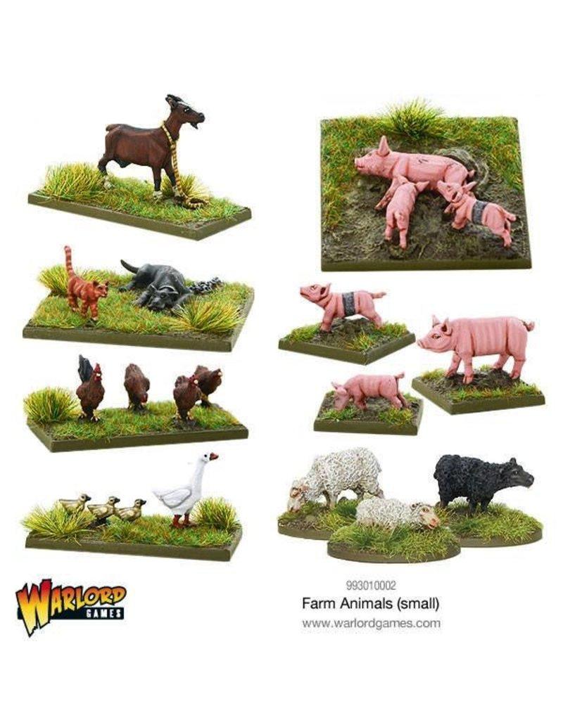 Warlord Games Farm Animals (Small)