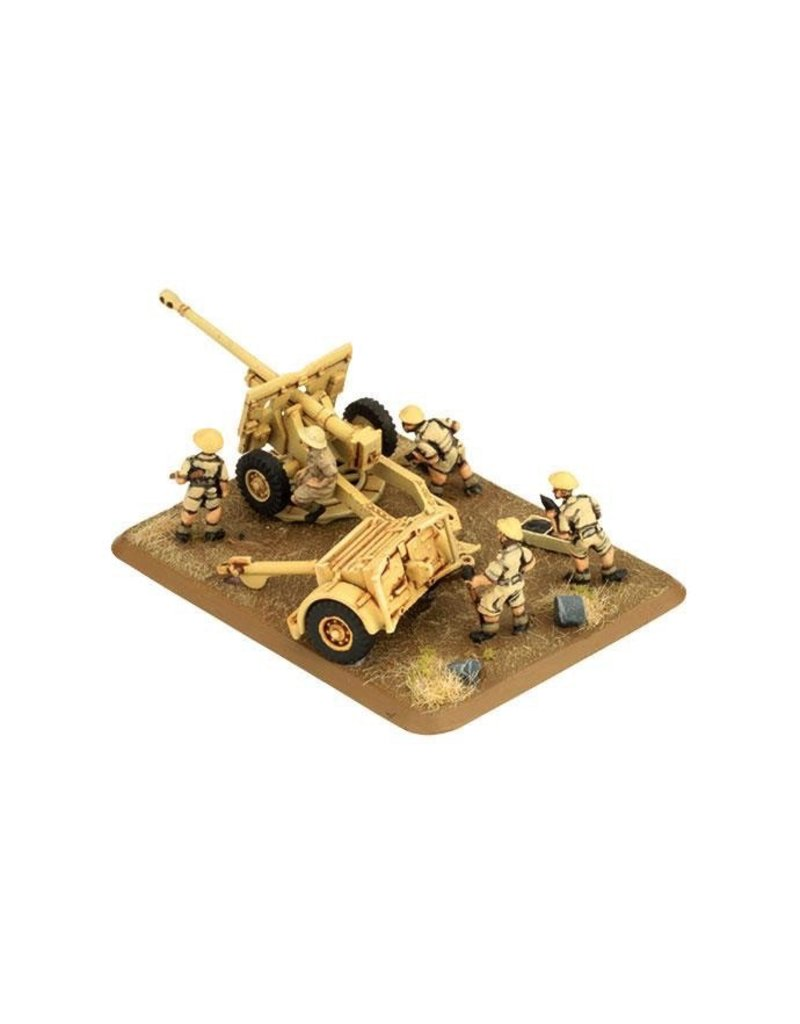Flames of War BBX33 25pdr Field Troop (Plastic)