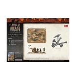 Flames of War GBX91 10.5cm Artillery Battery (Plastic)