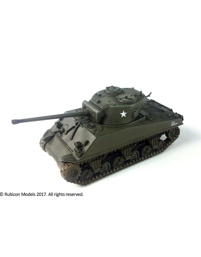 Rubicon Models DIRECT 28mm Rubicon Models: M4A3 / M4A3E8 Sherman