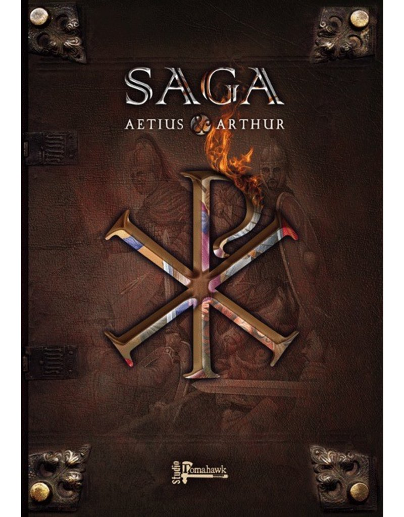 Gripping Beast DIRECT SAGA: Aetius & Arthur Supplement