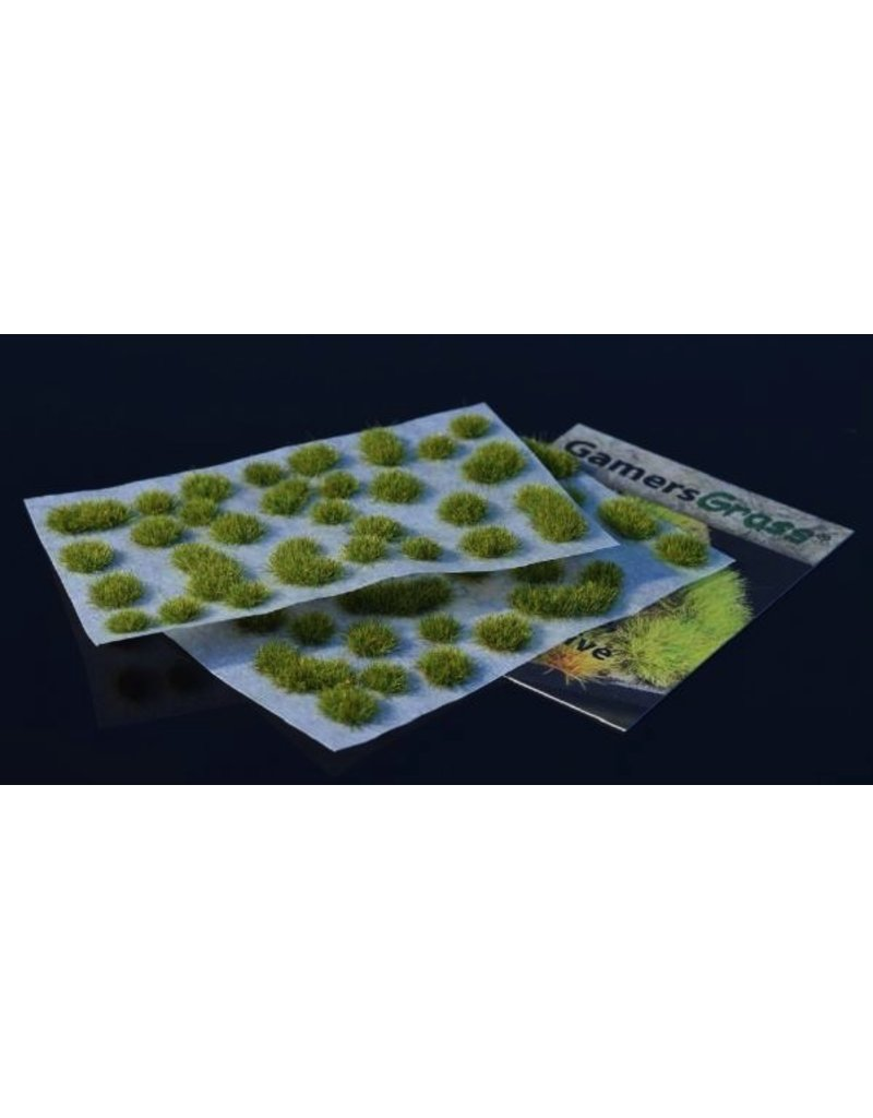 Great Escape Games Miniature Basing/Flock: Moss