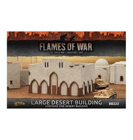Flames of War BB223 Large Desert Building