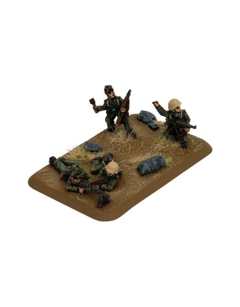 Flames of War GE746 Afrika Korps Rifle Platoon