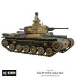 Bolt Action BA Japanese Army: Type 97 Chi-Ha Medium Tank