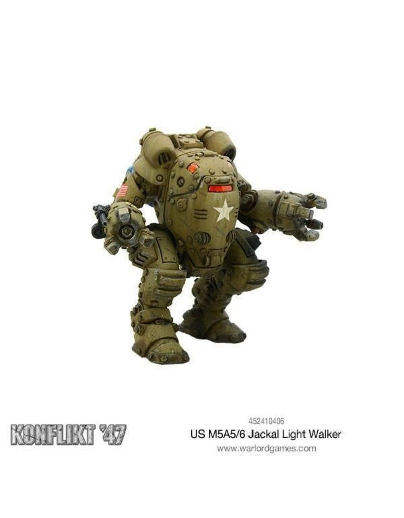 Bolt Action US Jackal Walker