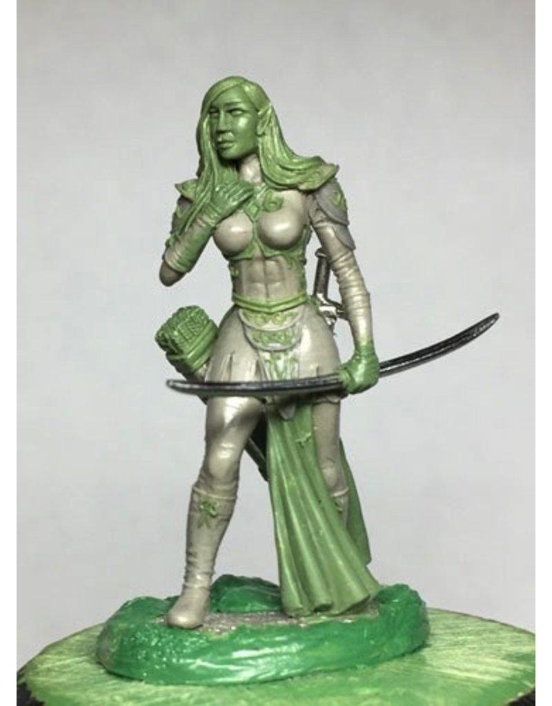 Dark Sword Miniatures EM Female Elven Archer