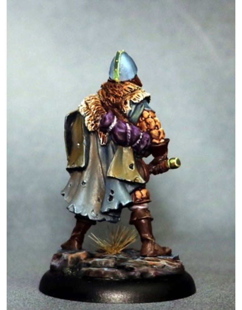 Dark Sword Miniatures ViF Male Warrior with Battle Axe and Shield