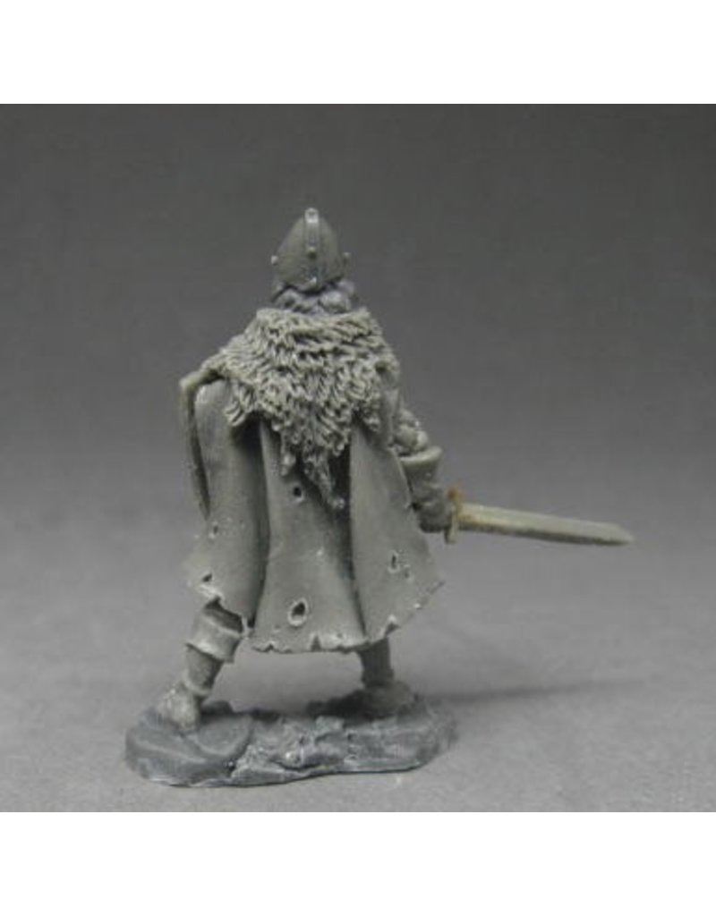 Dark Sword Miniatures ViF Female Warrior with Sword and Shield
