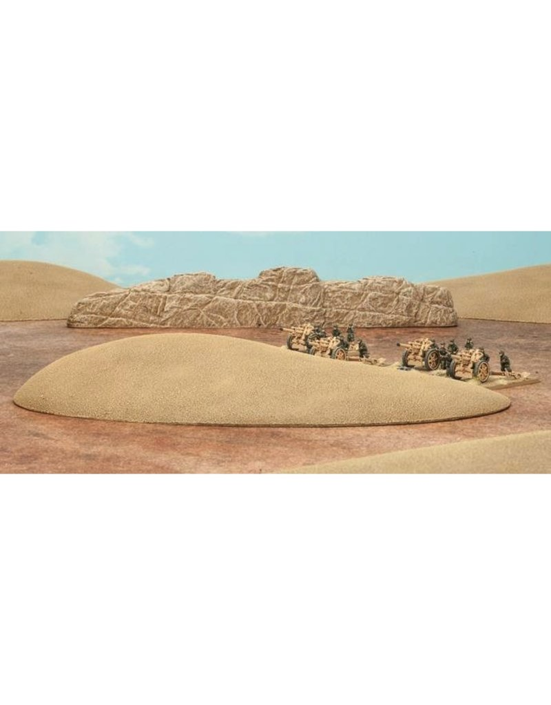Flames of War BB221 Large Dune